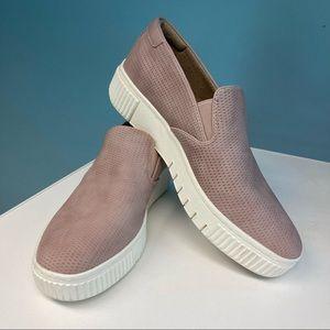 NATURALIZER SOUL TIA Pink Slip-on Sneaker Sz9
